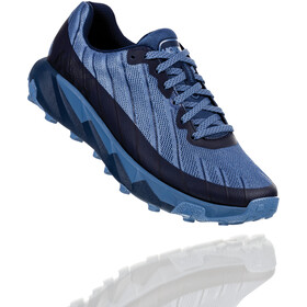 Hoka One One Torrent Chaussures de trail Femme, black iris/moonlight blue